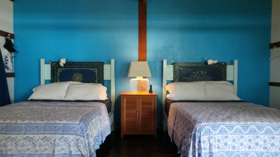 Blue Osa Yoga Retreat and Spa: My gorgeous room.