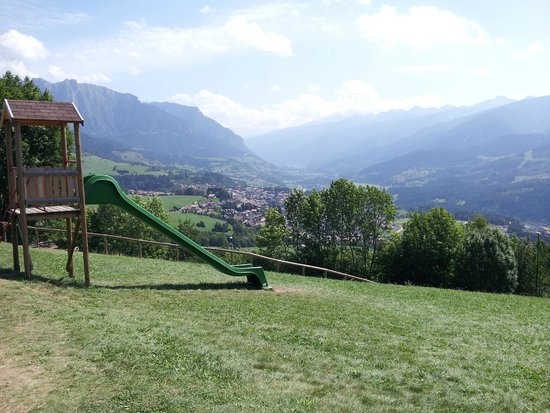 Villaggio veronza val di fiemme webcam