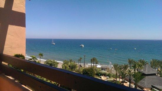 Kempinski Hotel Bahia: Sea View looking East
