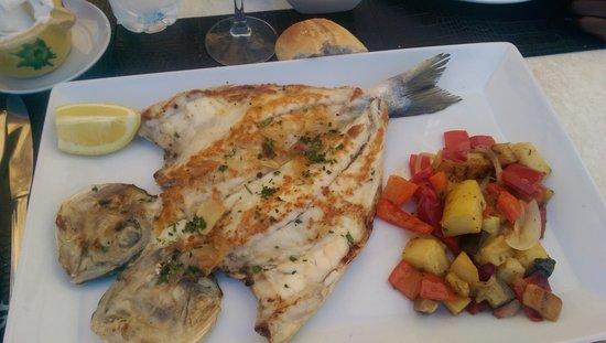 Es Port: poisson frais