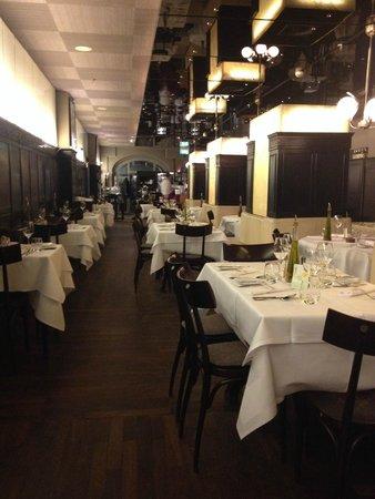 Sofitel Berlin Gendarmenmarkt: Aigner Restaurant