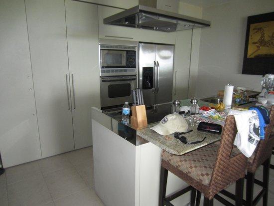 Le Vele Resort: Kitchen