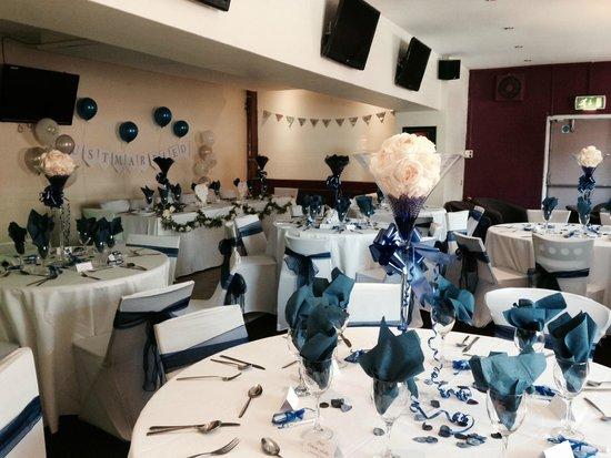 The Albany Hotel: Wedding Room