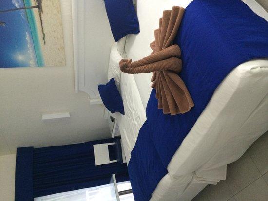 Hotel Riu Yucatan: Chambre