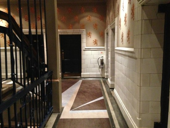 Abode Glasgow: Hallway