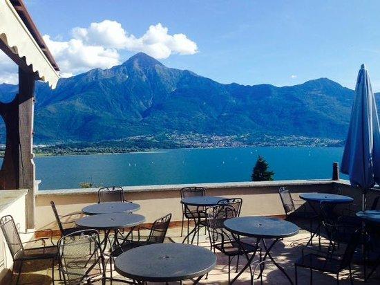 Villa Tres Jolie: terrace