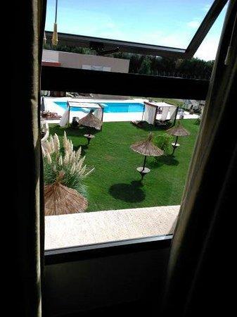 Fuente Mayor Hotel & Resort : Desde habitación
