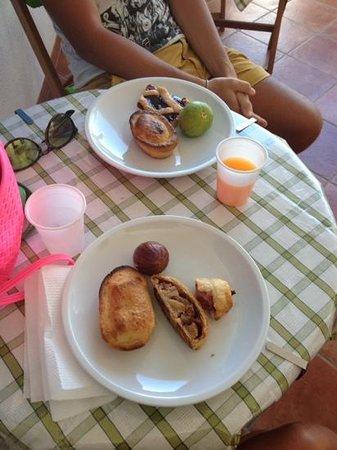 Mare Chiaro Bed & Breakfast: colazione