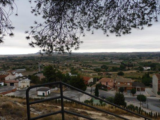 Caspe: Vista desde Torre de Salamanca