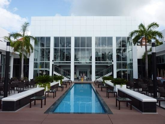 Hotel Riu Palace Mexico : beau palace