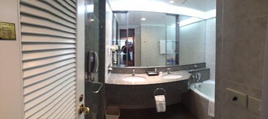 Amari Watergate Bangkok: Toilet