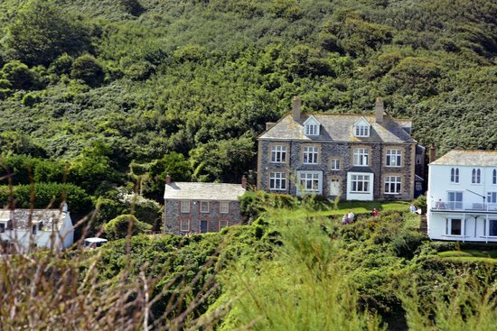 Port Isaac And Portwenn Walk Talk Guided Tours Doc Martin S House