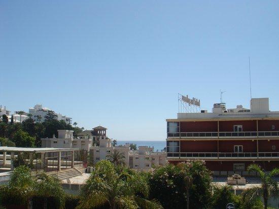 Hotel Natursun: Vistas desde la habitación pagando suplemento por vistas al mar
