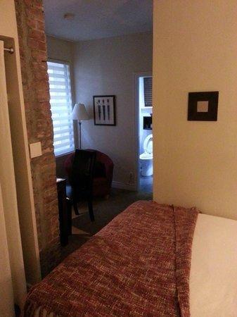 C3 Hotel art de vivre: La chambre Éco-Simple