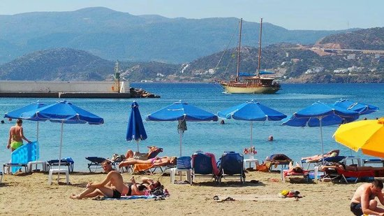 Lato Hotel : ammoudi beach