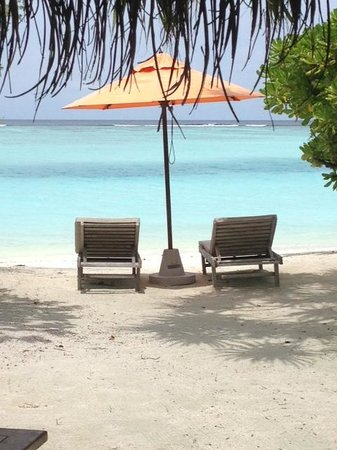 LUX* South Ari Atoll: Bliss