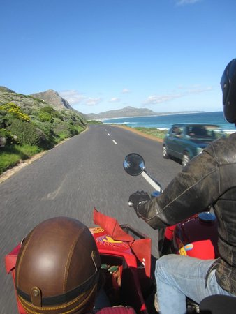 Cape Sidecar Adventures: On the road again!