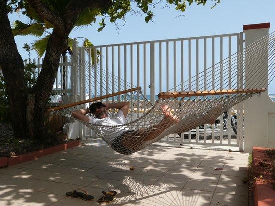 Tres Palmas Inn: Amaka