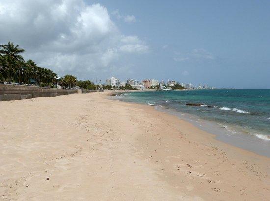 Tres Palmas Inn: Spiaggia