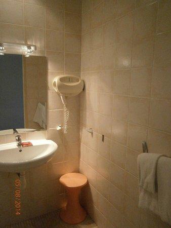 Hotel Azur: Bagno