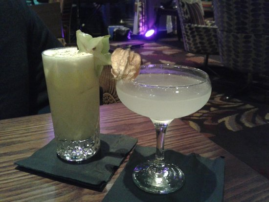 The Kings Grill and Cocktail Lounge: Yummy cocktails