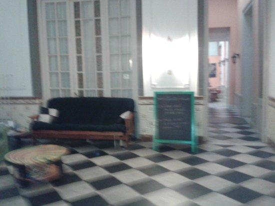 Dolce Vita Hostel: área comum/recepção