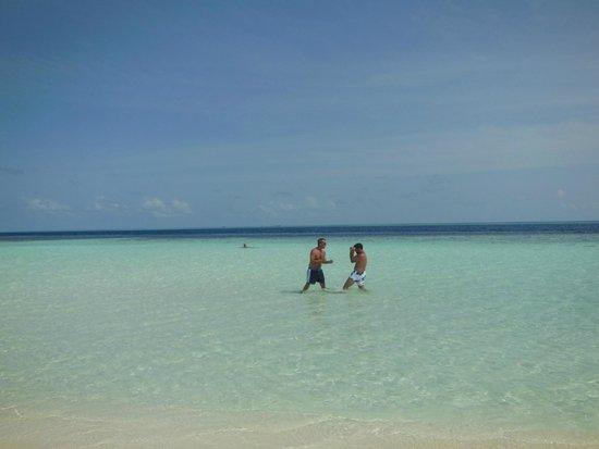 Ranveli Village : spiaggia