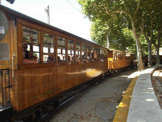 Serra de Tramuntana : Tren Soller