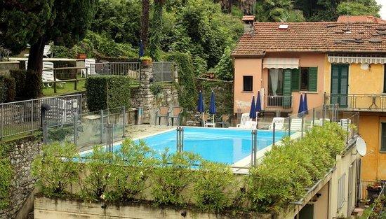 Hotel Bazzoni et du Lac: Pool