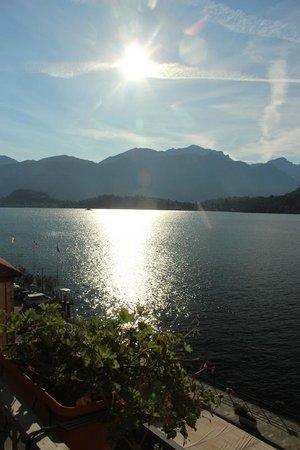 Hotel Bazzoni et du Lac: Early morning