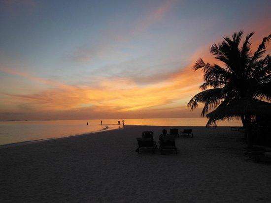 Ranveli Village : tramonto