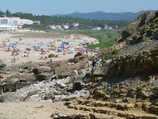 Praia das Macas : the beach