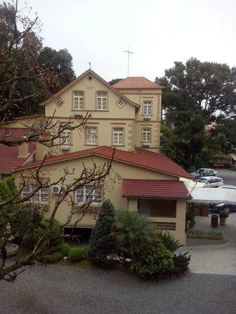 Hotel Stelter : Vista do Apartamento