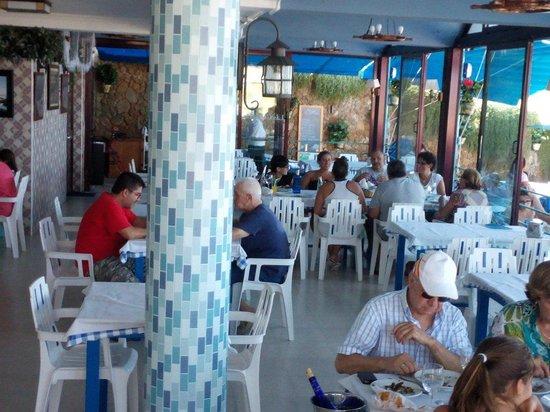 Bar Las Canteras: Interior