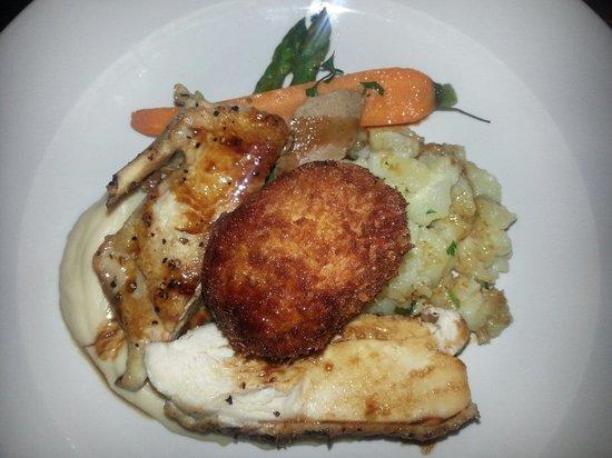 The Comfy Duck: Roast Chicken Main