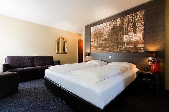 Hotel Schaepkens van St Fijt: Superior kamer inclusief bankbed