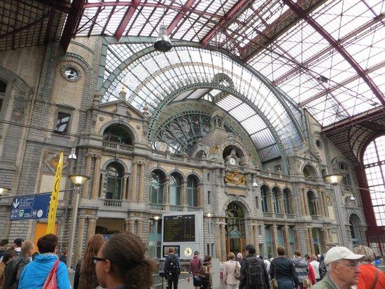 Gare centrale : pic1