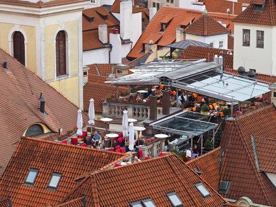 Hotel U Prince: The Rooftop Terrace