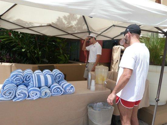 Sheraton Puerto Rico Hotel & Casino: Ingresso piscina