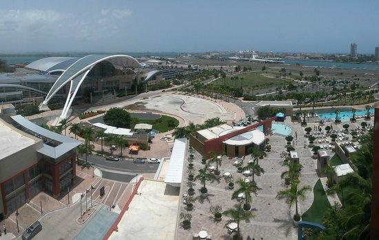 Sheraton Puerto Rico Hotel & Casino: Piscina