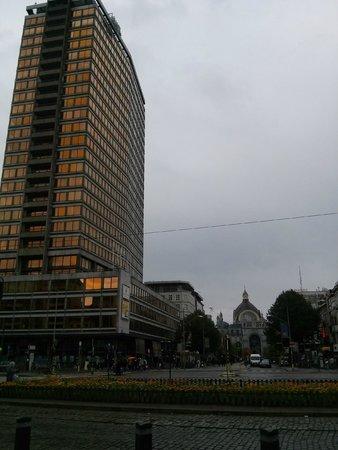 Gare centrale : pic4