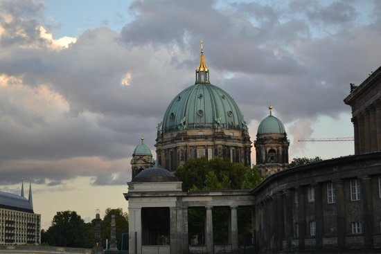 Berliner Dom: Berlin Cathedral agosto 2014