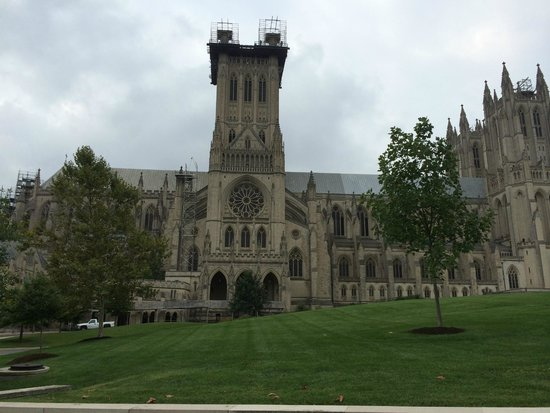 Washington National Cathedral: Cathedral