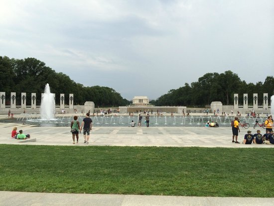 National World War II Memorial: WWll
