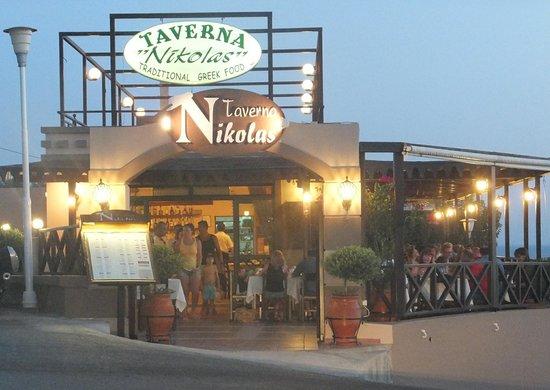 Taverna Nikolas Restaurant: Nikolas Taverna