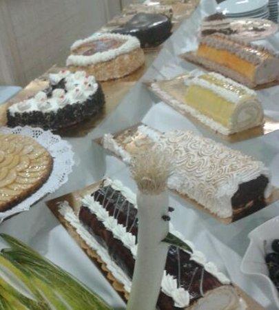 SunConnect Cabogata Garden : exquisitas tartas