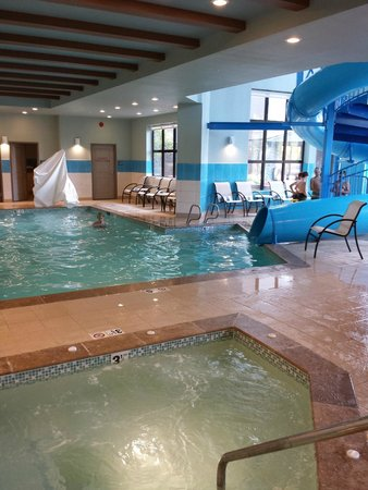 Homewood Suites by Hilton Lynnwood Seattle Everett, WA: Pool view