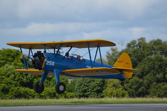 Preston Aviation Tours