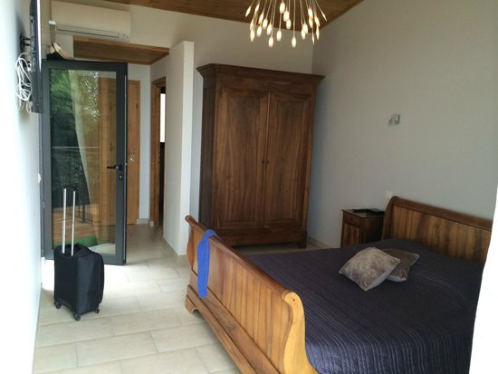 La Maison D'Edouard : Spacious room