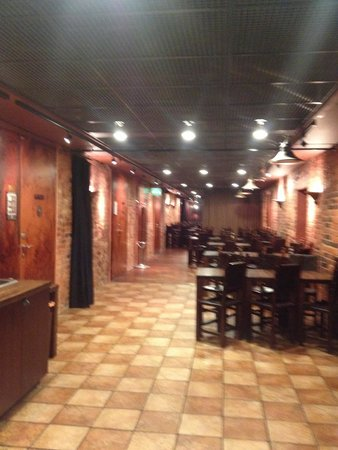 Hotel Katajanokka: La sala della colazione!
